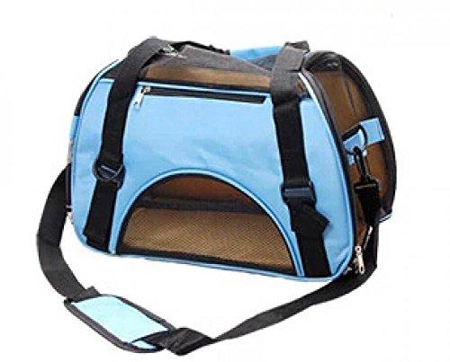Handcrafted Portable Pet Dog Carrier Bag Travel Dog Cat Carry Bag Pet Kennel Cab
