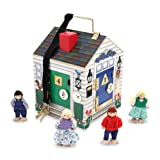 Melissa & Doug Doorbell House 2505
