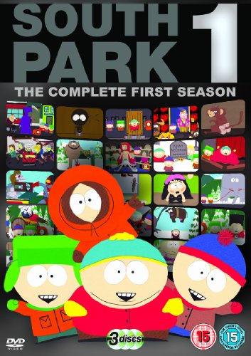 South Park - Season 1 (re-pack) [DVD]