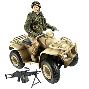 HM Armed Forces Toys