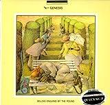 Genesis - Selling England By The Pound - 200g Quiex SV-P - Vinyl LP - 200g Reissue