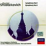 echange, troc  - Chostakovitch symphonies nos.5