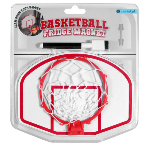 Thumbs Up! Basketball Fridge Magnet