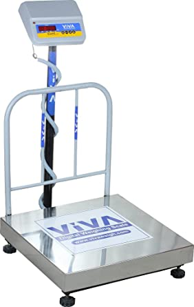 Viva Plateform Weighing Machine available at Amazon for Rs.6100