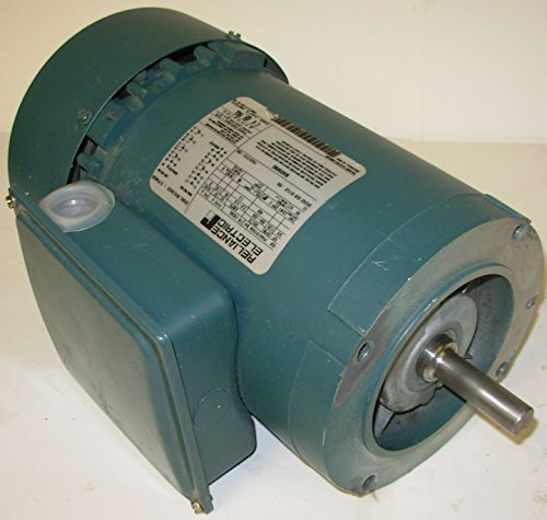 Reliance Electric 3/4Hp 208-230/460Vac 3-Phase Motor P56H7313Ga