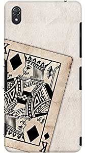 Kasemantra The King Case For Sony Xperia Z3