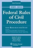 img - for Federal Rules of Civil Procedure With Resources for Study 2009-2010 book / textbook / text book