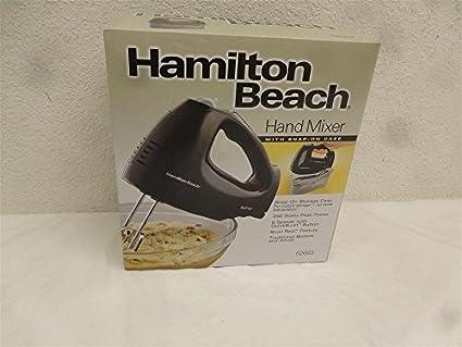 Hamilton Beach 62683 Hand Mixer