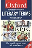 img - for The Concise Oxford Dictionary of Literary Terms (Oxford Paperback Reference) book / textbook / text book