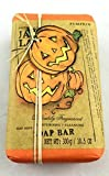 Halloween Jack O Lantern Pumpkin Scent 300 Gram Large Luxury Soap Bar by Asquith and Somerset