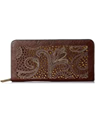 Lino Perros Women's Wallet (Brown)