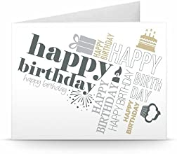 Happy Birthday (Many Ways) - Printable Amazon.co.uk Gift Voucher