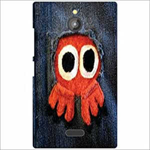Nokia X2 Back Cover - Clothes Designer Cases