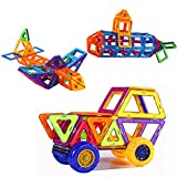 Magnetic Building Blocks Toys 36 Piece Similar Building Toys Playing Magnetic Toy Bricks