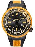Poseidon Men's Watch XL Analogue Rubber Quartz SCUBA PRO 2081243013-00393 K