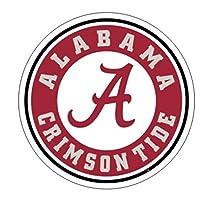 NCAA Alabama Crimson Tide Premium Vinyl Decal (6