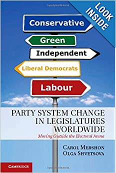Party System Change in Legislatures Worldwide: Moving Outside the Electoral Arena 519pJIGrqLL._SY344_PJlook-inside-v2,TopRight,1,0_SH20_BO1,204,203,200_