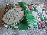 Castelbel Single Bar Soap Made In Portugal Gardenia Blossom 10.5 Oz Gift Wrapped Luxury Bath Soap
