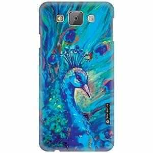 Printland Back Cover For Samsung Galaxy E7 - Illustration Designer Cases