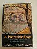 img - for A Moveable Feast 1st Edition book / textbook / text book