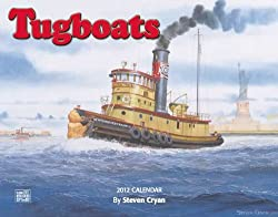 Tugboats 2012 Wall Calendar