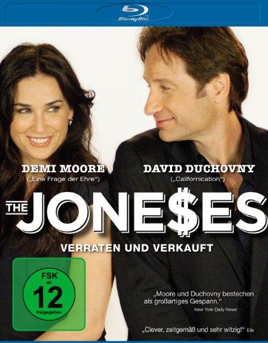 The Joneses - Verraten und verkauft [Blu-ray]