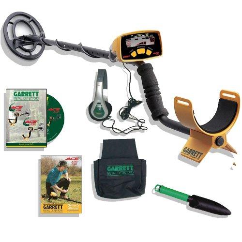 Ace 150 Metal Detector Treasure Hunting Pack By Garrett