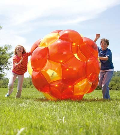 "Big Save! HearthSong GBOP Incred-a-Ball - 65"" Inflatable Ball"