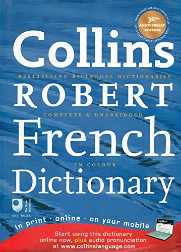 Collins Robert French Dictionary (Collins Complete and Unabridged) PDF