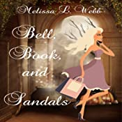 Bell, Book, and Sandals | Melissa L. Webb