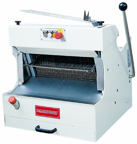 Thunderbird ARM-608 1 HP Electric Bread Slicer, German Design, 115-volt, 60 Hz