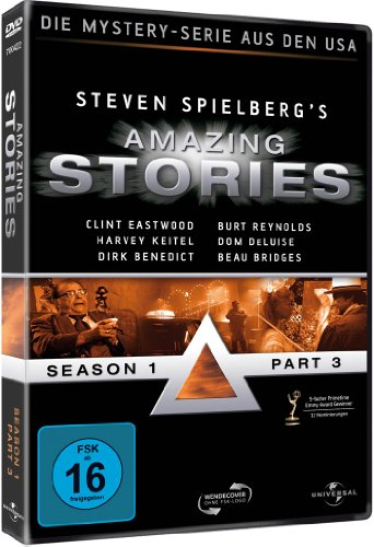 Amazing Stories - Season 1 Part 3 (DVD)