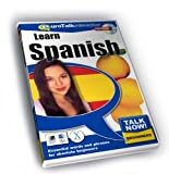 Talk Now Learn Spanish: Essential Words and Phrases for Absolute Beginners (PC/Mac)