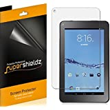 [3-Pack] SUPERSHIELDZ- Anti-Glare & Anti-Fingerprint (Matte) Screen Protector For DigiLand 7 inch Tablet (DL701Q) + Lifetime Replacements Warranty - Retail Packaging