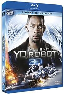 Yo, Robot [Blu-ray 3D] [Import espagnol]