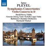 Symphonies Concertantes; Violi