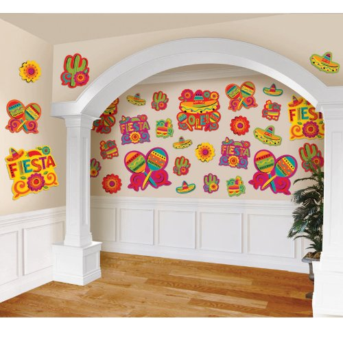 Fiesta Mega Value Pack Cutouts
