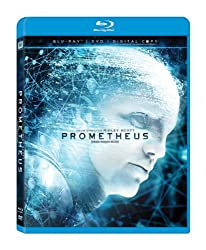 Prometheus (Bilingual) [Blu-ray + DVD + Digital Copy]