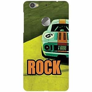 LeEco Le 1s Eco Back Cover ( Designer Printed Hard Case)