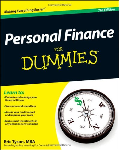 Personal Finance For Dummies (Personal And Family Finance compare prices)