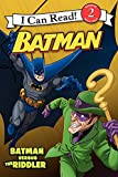 img - for Batman Classic: Batman versus the Riddler (I Can Read Level 2) book / textbook / text book