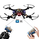 DBPOWER-FPV-Drone-with-HD-Wifi-Camera-Live-Video-Altitude-Hold-and-One-Key-Taking-off-Landing-Phone-Controlled-RC-Quadcopter