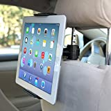 Universal Car Mount Holder (Nb) for 7 ~ 10.1 Inch Tablets + Free Oxdozer Stylus Pen Fits Alcatel Onetouch Pop 8s 8
