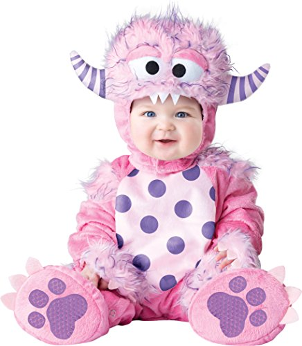 InCharacter Costumes Baby Girls' Lil' Monster Costume