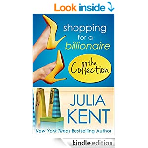 shopping for billionaire book cover