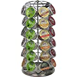 Surpahs K-cup Coffee Pod Storage Carousel Holder Spin Rack - 42 Pod Capacity