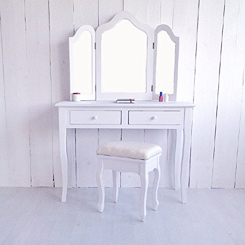 Preview for First chambre complete adulte 140cm laque blanc