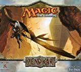Magic The Gathering: Zendikar Fat Pack (0786953454) by Wizards of the Coast