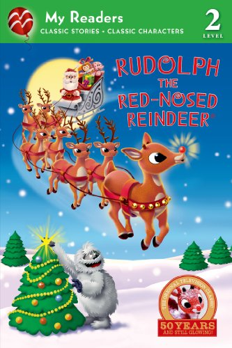 Rudolph the Red-Nosed Reindeer (My Reader, Level 2) (My Readers) (Rudolph Ii compare prices)