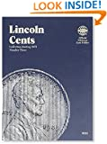Lincoln Cents Folder Starting 1975 (Official Whitman Coin Folder)